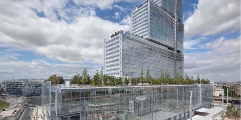 Nouveau Tribunal de Paris