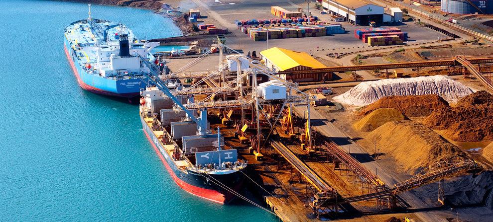 Port autonome de Nouvelle Caledonie